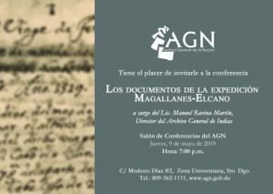 Invitación Documentos de la expediciòn.