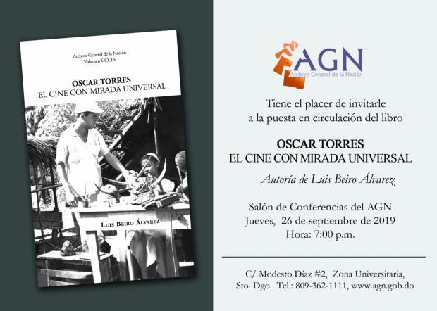 AGN pondrá a circular obra del periodista Luis Beiro, este jueves 26