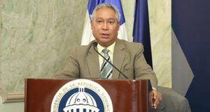 El ministro dominicano de Economía Planificación y Desarrollo (MEPyD), Isidoro Santana.
