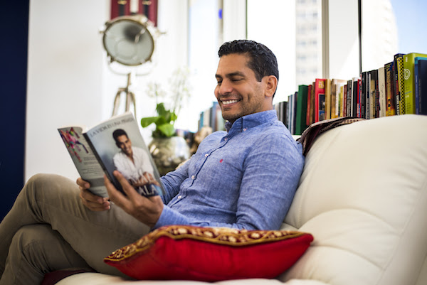 Ismael Cala, en el jurado del Premio Amazon de autores en español