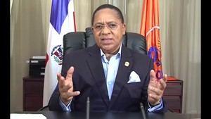 Ismael Reyes Cruz, candidato a la presidencia por el Partido Demócrata Institucional (PDI)