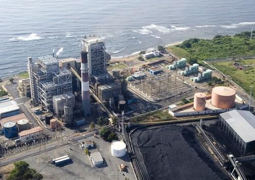 Sargazo afecta y limita producción de electricidad de las generadoras Itabo