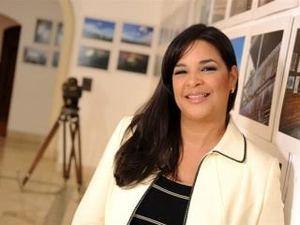 Directora General de Cine (DGCINE), licenciada Ivette Marichar.