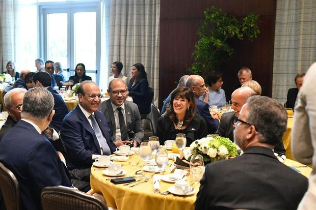 Pleno de la Junta Central Electoral sostuvo un desayuno con los integrantes del Cuerpo Diplomático y Consular acreditado en la República Dominicana.