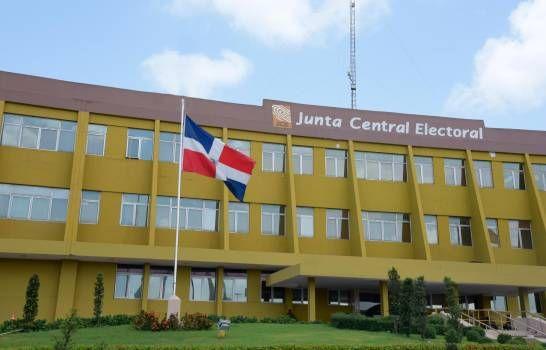 Sede de la La Junta Central Electoral, JCE.