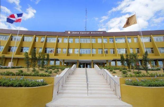 Edificio de la Junta Central Electoral, JCE.