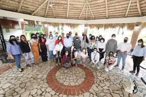 DGCP se reúne con emprendedores y ambientalistas