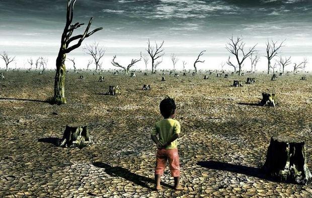 Cuatro generaciones para el mayor Cambio Climático en más de 50 millones de años