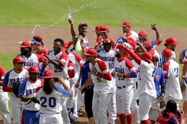 Japón-República Dominicana, partido inaugural del beísbol en Tokio 2020.