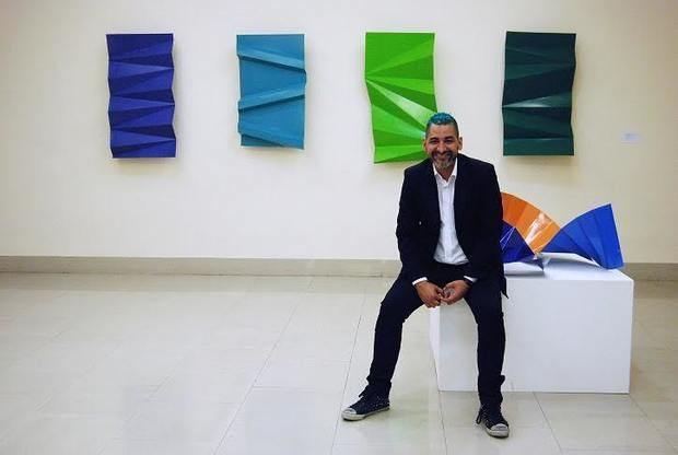 Javier Miranda llega al Caribe y expone su obra por primera vez en República Dominicana.
