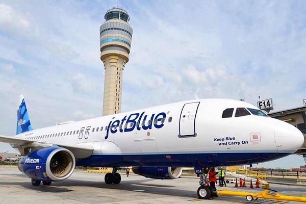Inauguran nueva ruta de JetBlue entre norte dominicano y Florida