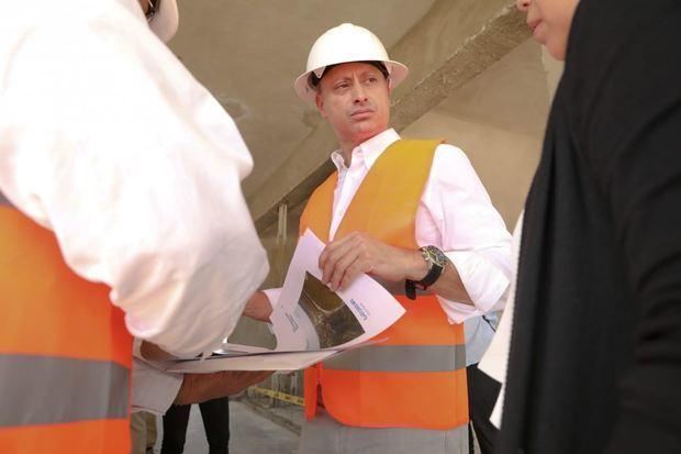 Procurador anuncia avanzan trabajos de construcción penal La Nueva Victoria