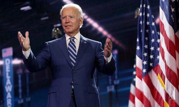 Biden acepta la candidatura demócrata a la Casa Blanca