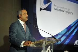 Joel Santos, presidente de Asonahores
