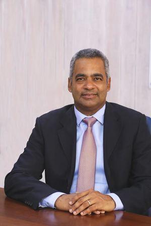 Vicepresidente de CHC, Joel Santos.