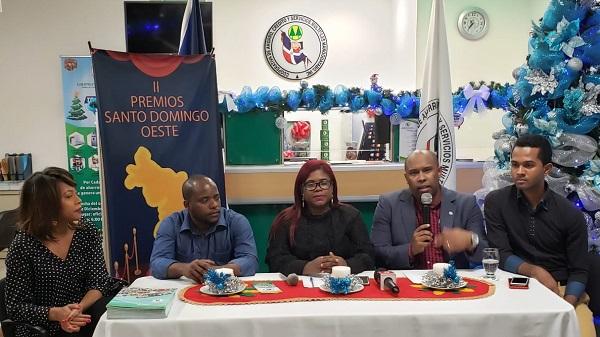 NP Anuncian segunda entrega de Premios Santo Domingo Oeste