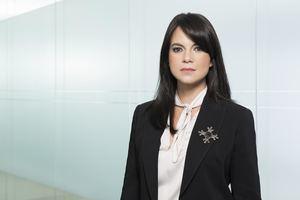 La experta legal  Joanna Bonnelly y socia de la firma Pellerano & Herrera.