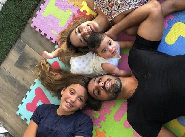 Día del Padre: entrevista a Johel López, un papá en acción