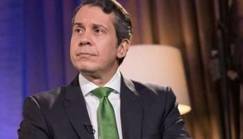 Delegado político del PRM ante la JCE Orlando Jorge Mera.