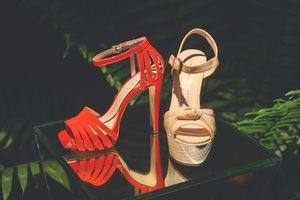 Zapatos Jorge Bischoff para Luz Garcia.