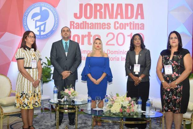 Jornada y II Simposio Dominicano de enfermedad inflamatoria intestinal en Santiago