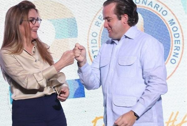 Carolina Mejía y José-Paliza