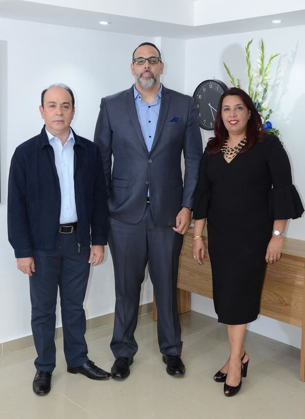José Luis Dávila, Gerardo Tejera y Firelli Mejía.