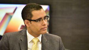 El ministro de Economía, Planificación y Desarrollo, Juan Ariel Jiménez.
