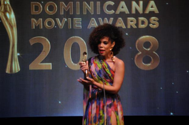 Judith Rodríguez obtuvo el galardón de mejor actriz