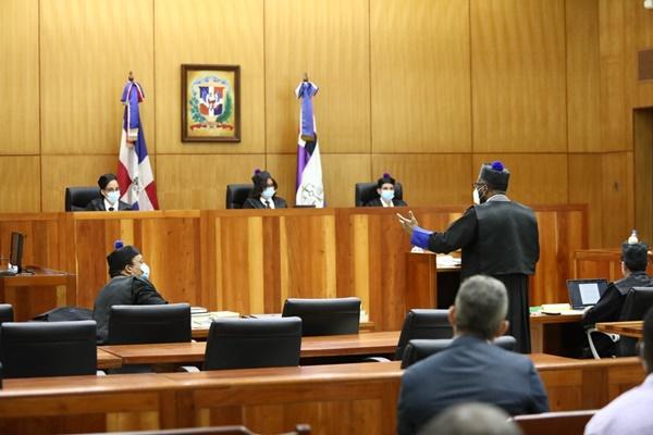 "Testigo no pudo identificar ""sobornados"" y admite que Rondón representó comercialmente a Odebrecht en RD"
