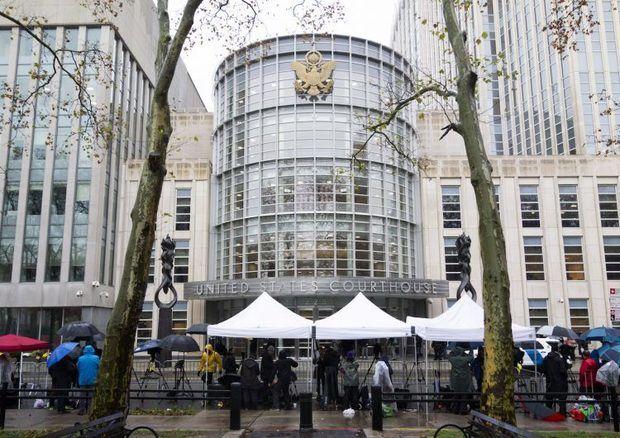 Finaliza la atracción turística de la temporada en N.York: el juicio al Chapo