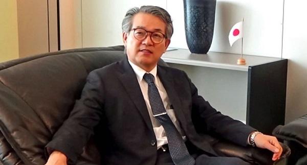 Embajador de Japón en RD ofrecerá conferencia en la Academia de Ciencias