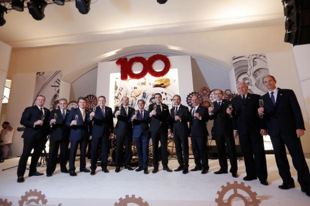 Casa de España celebra su centenario