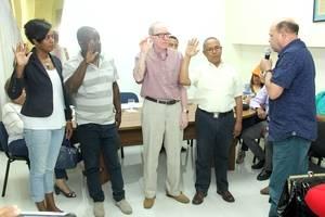 Juramentación de Comité Electoral Acroarte