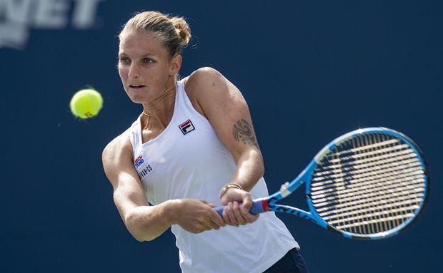 Karolina Pliskova asegura su puesto en las Finales WTA de Shenzhen