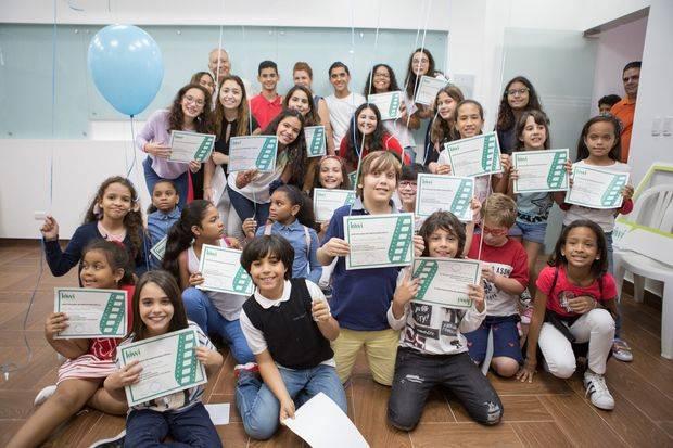 Nuevos talentos juveniles fueron entrenados por estrellas de Nickelodeon en RD