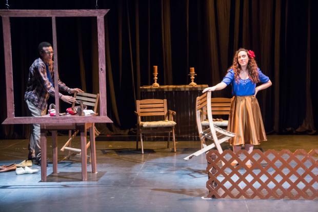 Presentaciones de teatro del Festival mi Primer Aplauso Online