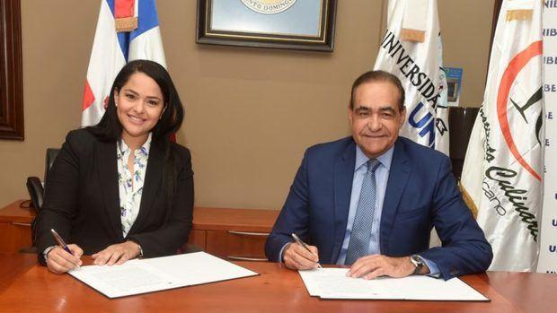 UNIBE y El Instituto Culinario Dominicano se unen