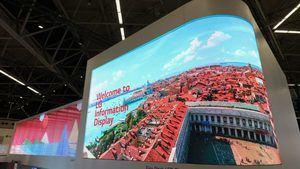 LG  presentó lo mejor de su tecnología en soluciones de señalización digital