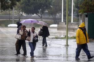 Se esperan lluvias dispersas