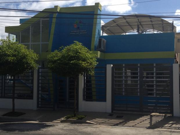 Local Fundación Manos Unidas