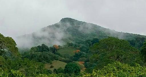 Vista panorámica de la Loma Quita Espuela