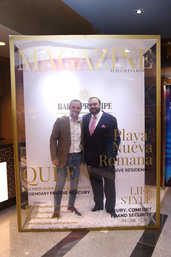 Raúl y Antonio