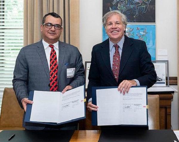 OEA y TSE implementarán control de calidad de procesos electorales
