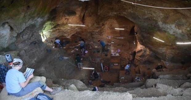 Cueva Lapa do Picareiro.