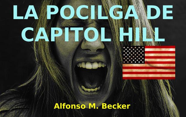La pocilga de Capitol Hill.-