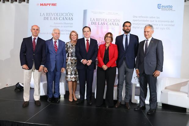 Alejandro Abellán García de Diego, Luis Molina Achecar, Zaida Gabas de Requena, Antonio Huertas, Mercedes Canalda, Iñaki Ortega, José Luis Alonso.