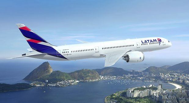 Aerolínea LATAM retoma ruta Brasilia-Punta Cana