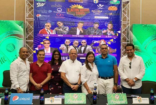 Latin Music Tours se consolida como uno de los eventos más grandes del país