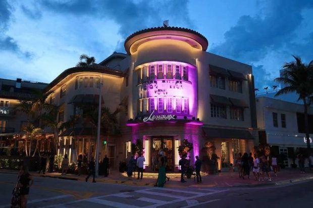 Fue inaugurado esta semana el Lennox Hotel Miami Beach, un hotel boutique de lujo que está ubicado en lo que fue el icónico Peter Miller Hotel.